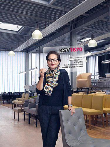 Ulrike Wittmann für den KSV1870